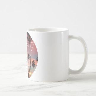 Wellcoda California Palm Beach Sun Spring Coffee Mug