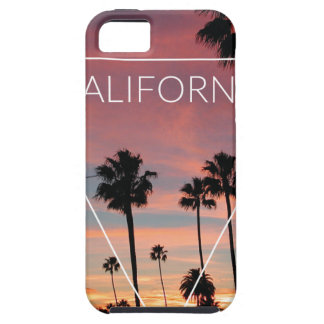 Wellcoda California Palm Beach Sun Spring iPhone SE/5/5s Case