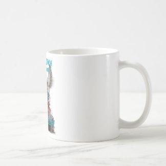 Wellcoda Classic Wednesday Painting Art Coffee Mug