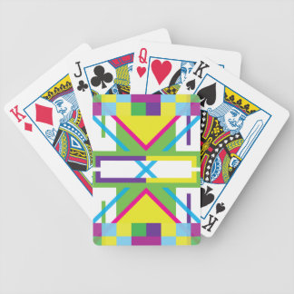 Wellcoda Crazy Fresh Summer USA Rave Beat Bicycle Playing Cards