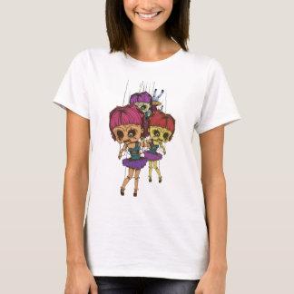 Wellcoda Creepy Freaky Doll Bad Life Toy T-Shirt