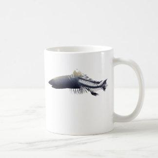 Wellcoda Dead Shark Eaten Fish Ocean Life Coffee Mug