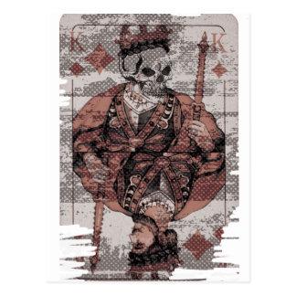 Wellcoda Death King Playing Card Casino