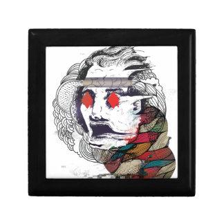 Wellcoda Diamond Eye Face Vibe Graphic Gift Box