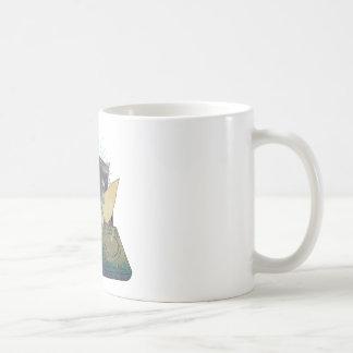 Wellcoda Dj Animal Duck Party Music Funny Coffee Mug
