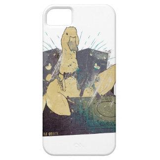 Wellcoda Dj Animal Duck Party Music Funny iPhone SE/5/5s Case