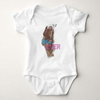 Wellcoda Do Whatever You Want Attitude Baby Bodysuit