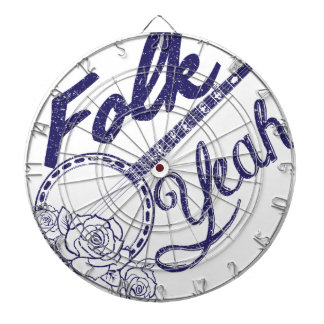 Wellcoda Folk Yeah Music Life Banjo Beat Dartboards