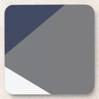 Wellcoda Grey Triangle Shape Three Tier Drink Coaster