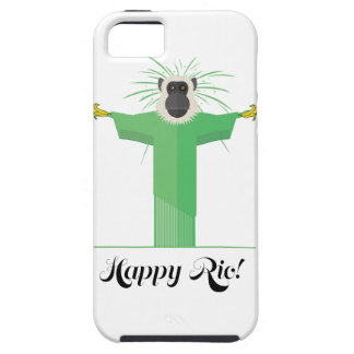 Wellcoda Happy Rio de Janeiro New Year iPhone SE/5/5s Case