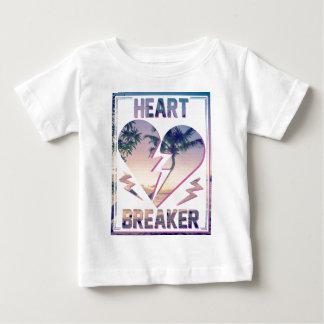 Wellcoda Heart Breaker Holiday Romantic Baby T-Shirt