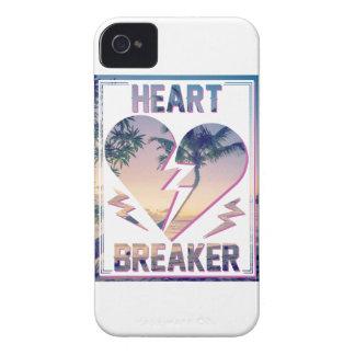 Wellcoda Heart Breaker Holiday Romantic iPhone 4 Case-Mate Case