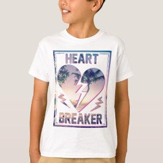 Wellcoda Heart Breaker Holiday Romantic T-Shirt