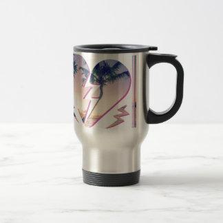 Wellcoda Heart Breaker Holiday Romantic Travel Mug