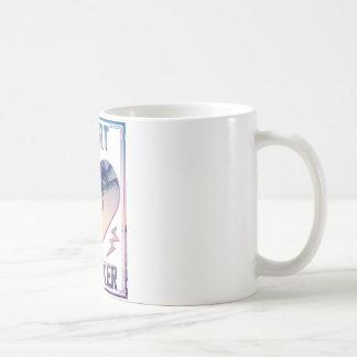 Wellcoda Heart Breaker Lover Palm Tree Coffee Mug