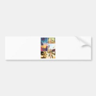 Wellcoda Holiday Summer Fun Sunshine Break Bumper Sticker