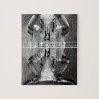 Wellcoda Horror Animal Mask Cult Leader Jigsaw Puzzles