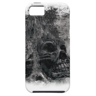 Wellcoda Horror Skull Death Scary Evil iPhone SE/5/5s Case