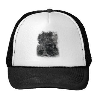 Wellcoda Horror Skull Death Scary Evil Trucker Hat