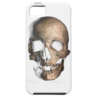 Wellcoda Human Skull Head Face Creep Mask iPhone SE/5/5s Case