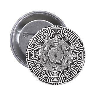 Wellcoda Indian Style Illusion Optical Button