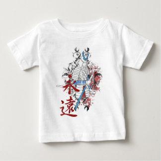 Wellcoda Japan Samurai Warrior Katana Sun T Shirt