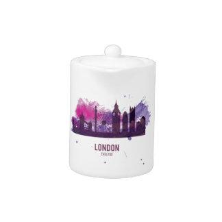 Wellcoda London Capital City UK England Teapot