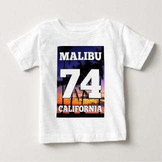 Wellcoda Malibu California USA Beach Life Tee Shirt
