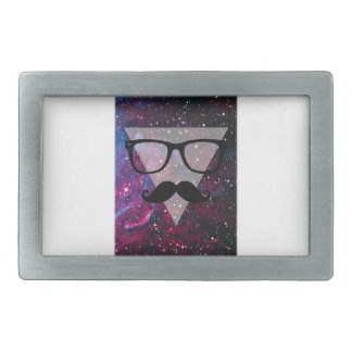 Wellcoda Master Disguise Space Funny Face Belt Buckle