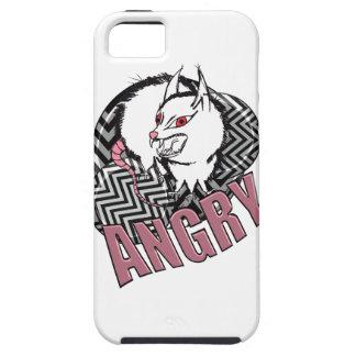 Wellcoda Monster Angry Animal Creature iPhone SE/5/5s Case