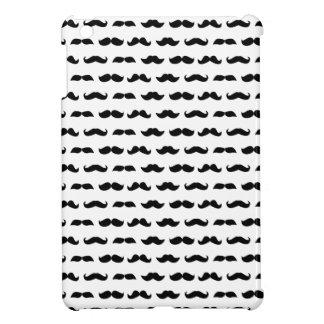 Wellcoda Moustache Epic Print Facial Hair Case For The iPad Mini