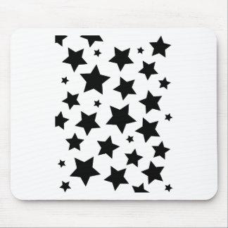 Wellcoda Multiple Star Effect Night Sky Mouse Pad