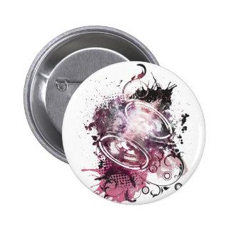 Wellcoda Music Headphone Love Feeling Button