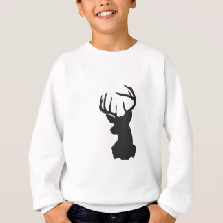 Wellcoda National Deer Hunt Stag Party Sweatshirt