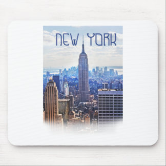 Wellcoda New York City NYC USA Urban Life Mouse Pad