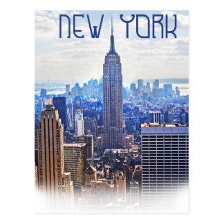 Wellcoda New York City NYC USA Urban Life Postcard