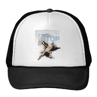 Wellcoda No Monday Stop Blues Worst Day Trucker Hat