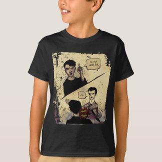 Wellcoda Not Racist Comic Fun Slap Funny T-Shirt