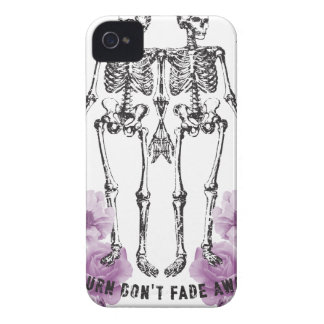 Wellcoda Our Time Is Now Death Burn Don't iPhone 4 Cover