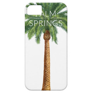 Wellcoda Palm Springs Holiday Summer Fun iPhone SE/5/5s Case