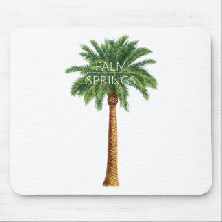 Wellcoda Palm Springs Holiday Summer Fun Mouse Pad