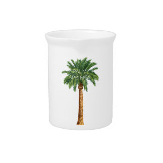 Wellcoda Palm Springs Holiday Summer Fun Pitcher