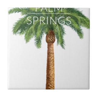 Wellcoda Palm Springs Holiday Summer Fun Tile