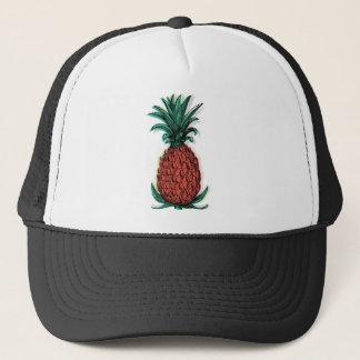 Wellcoda Pineapple Fruit Tree Tasty Treat Trucker Hat