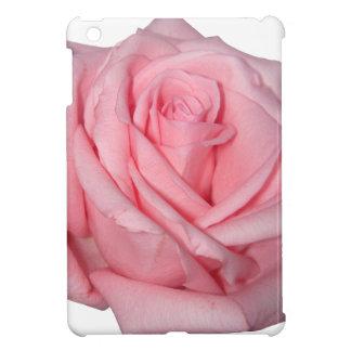 Wellcoda Pink Rose Romantic Flower Power iPad Mini Covers