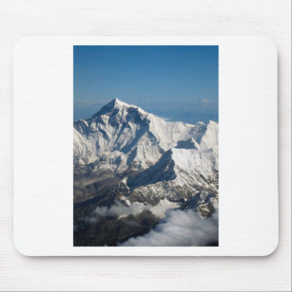Wellcoda Rocky Mountain Range Snow Rock Mouse Pad