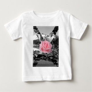 Wellcoda Rocky Mountain Rose Nature Love Shirt