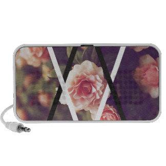 Wellcoda Romantic Rose Triangle Love Shape Speaker