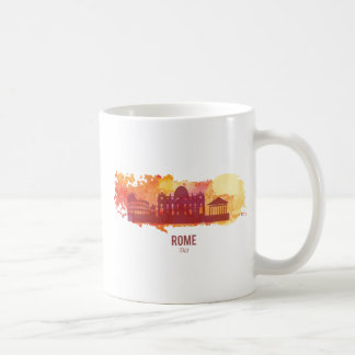Wellcoda Rome City Capital Italy History Coffee Mug