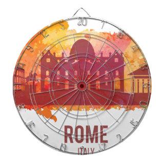 Wellcoda Rome City Capital Italy History Dartboards
